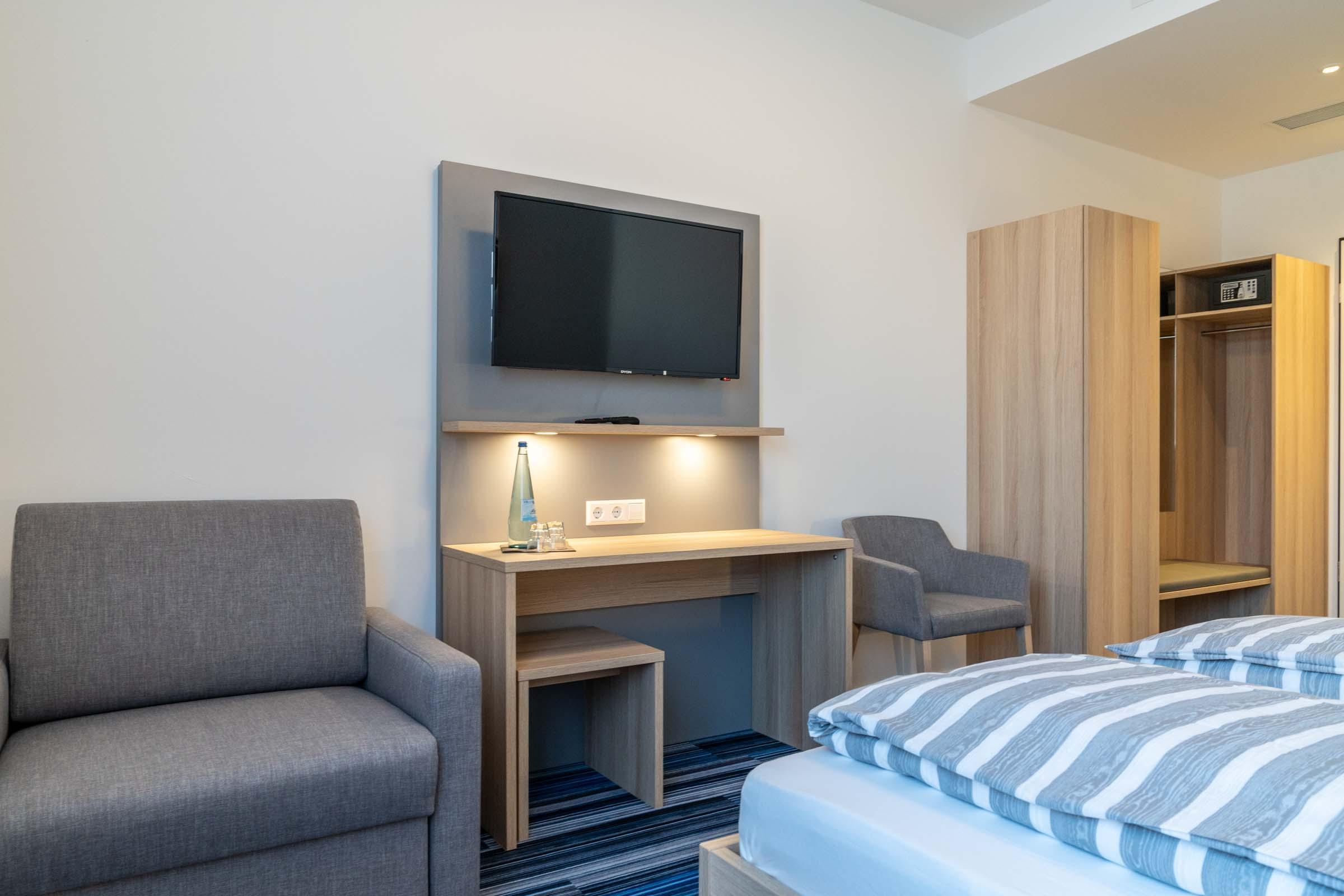 Hotel Lumi Zimmer
