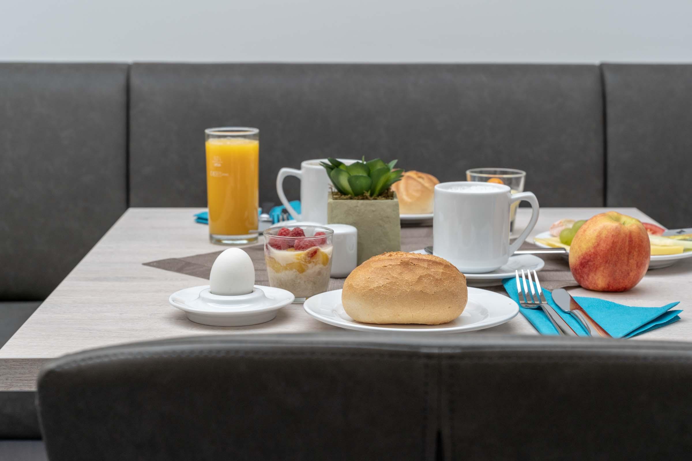Hotel Lumi Frühstück